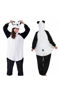 Кигуруми Панда детская (черный)