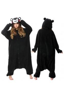 Кигуруми (черный медведь)