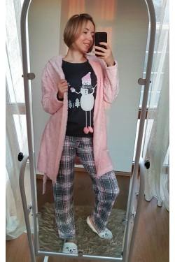 Пижамный комплект для дома (4024)