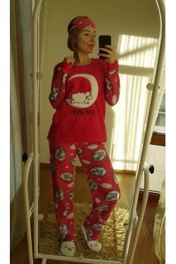 Красная пижама (Барашек на месяце)