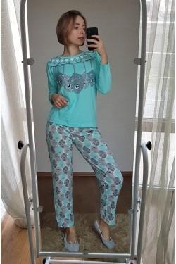 Женская пижама (7057)