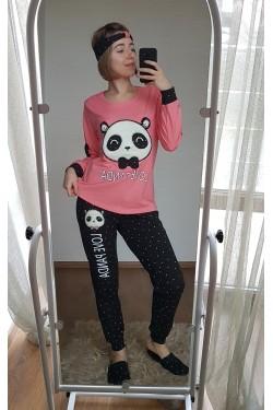 Пижама LOVE PANDA (3-ка)