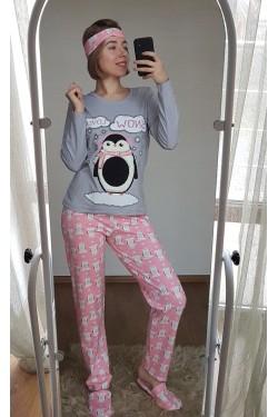 Пижама с пингвинами (3-ка)