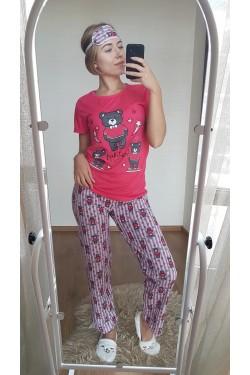 Пижама со штанами (7072)