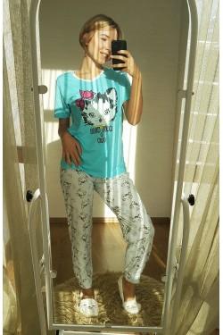 (7082) Женская пижама