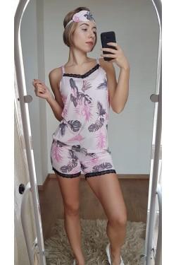 Пижама вискозная (7132)