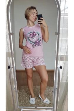 Летняя женская пижама (7135)