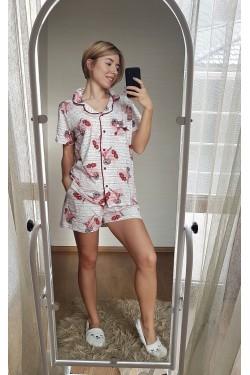 Женская пижама (7141)
