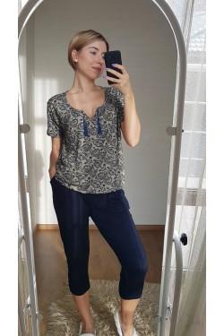 Женская пижамка (7150)
