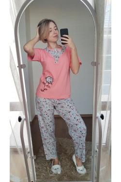Женская пижамка (7162)
