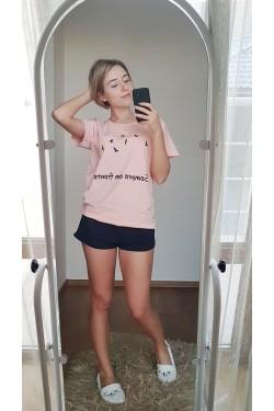 Женская пижамка (7165)