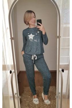 Женская пижамка (7191)