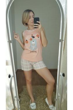 Пижама хлопковая (7244)