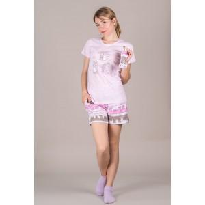 e7da5d1f3d82 Купить женскую пижаму в Одессе, турецкая пижама от 175 грн цена Украина