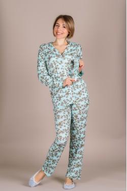 Женская пижамка (Классик-33)