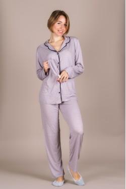Женская пижама (Классик-11)