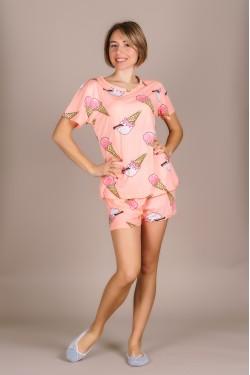 Женская летняя пижамка (442-14)