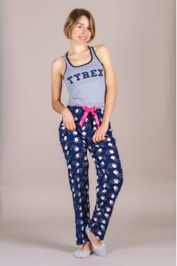 Пижамные штаны (561-4)
