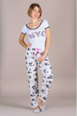 Пижамные штаны (561-9)