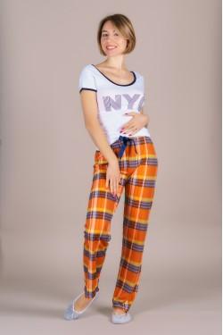 Пижамные штаны (561-11)