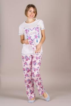 Женская пижама (303-3)