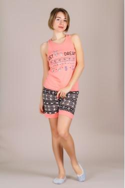 Женская пижама (Sude)-06