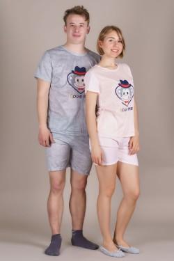 Пижамки для влюбленных (606-15)