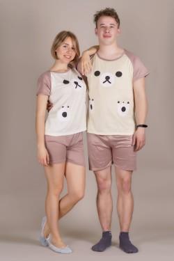 (606-13) Парная пижама