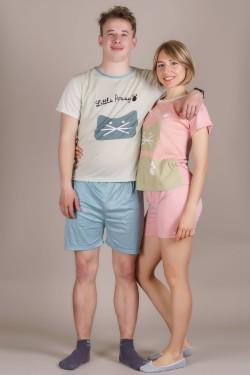 Пижамы для влюбленных (606-12)