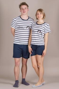 Пижамка для влюбленных (606-9)