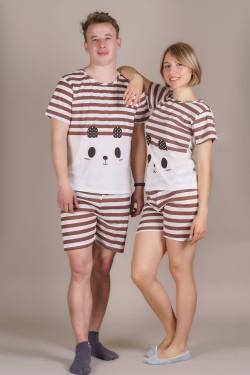 Парная пижама (606-8)