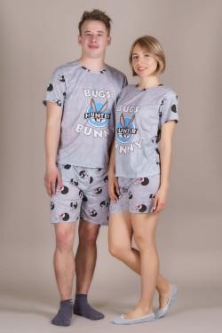 Одинаковые пижамки для влюбленных (606-6)