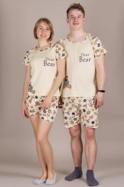 Одинаковые пижамки (606-3)