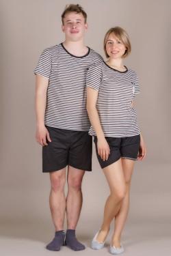 Одинаковые пижамы (606-2)