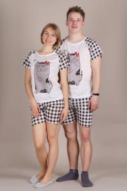 Пижама для влюбленных 606-1