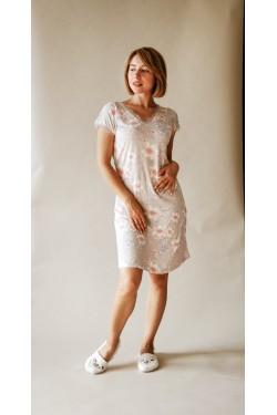 Домашнее платье (Весенний цветок)