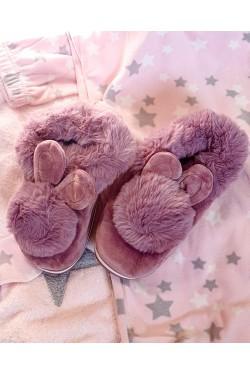 Тапочки домашние Violet