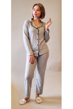 Женская пижама на пуговицах Classic (2012)
