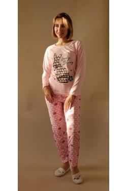 Пижама хлопковая Lovely Bunny (5338)