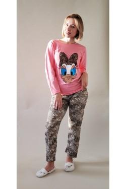 Пижама хлопковая Style Duck (5406)