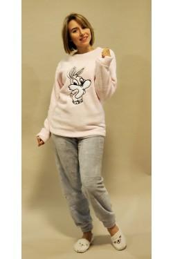 Плюшевая пижама Bunny (7083)