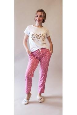 Домашние штаны Pink (1418)