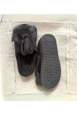 Тапочки домашние  Black Rabbit