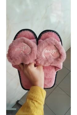 (9312) Розовые тапочки Love