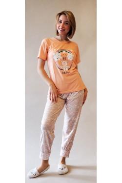 Хлопковая пижама Merilynmood (00034)