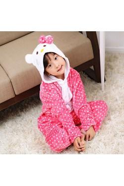Кигуруми детский (Hello Kitty)