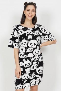 Туника для дома Pandas (1006)