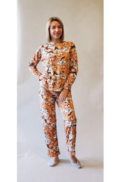 Пижама Orange Bear (543-2)