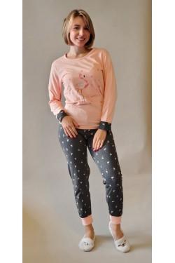 Пижама хлопковая Princess (4044)