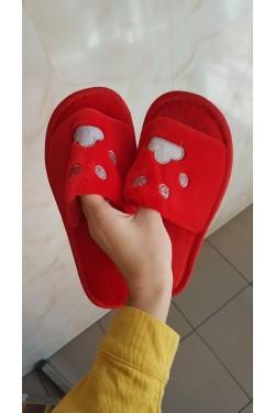 Тапочки домашние Red